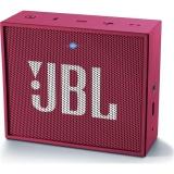 Přenosný reproduktor JBL GO, růžový