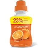 Příchuť pro perl. vodu SodaStream Orange 750 ml