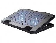 """Chladící podložka pro notebooky Hama Aluminium pro 13,3"""" - 15,6"""""""