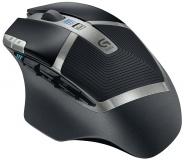 Myš Logitech Gaming G602 Wireless / laserová / 11 tlačítek / 2500dpi - černá