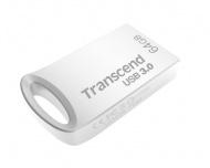 Flash USB Transcend JetFlash 710s 64GB USB 3.0 - stříbrný
