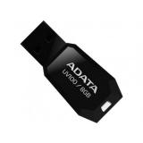 Flash USB ADATA UV100 8GB USB 2.0 - černý