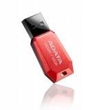 Flash USB ADATA UV100 16GB USB 2.0 - červený
