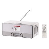 Internetové rádio Hama DIR3110 DAB/FM, bílé