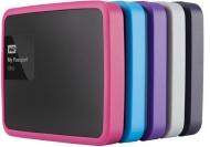 Ochranný rámeček Western Digital Grip pack pro MyPassport Ultra 1TB - černá