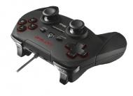 Gamepad Trust GXT 540 Wired pro PC, PS3 - černý