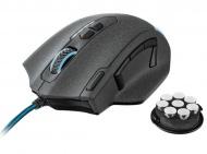 Myš Trust GXT 155 Gaming / optická / 11 tlaeítek / 4000dpi - eerná