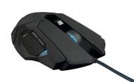 Myš Trust GXT 158 Gaming / laserová / 8 tlaeítek / 5000dpi - eerná