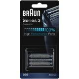 CombiPack Braun Series3 - 32B Micro comb