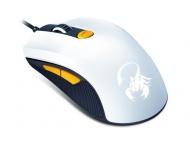 Myš Genius GX Gaming Scorpion M8-610 / optická / 6 tlačítek / 8200dpi - bílá/žlutá