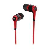 Sluchátka Genius HS-M225 - červená