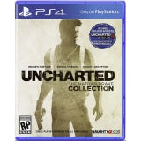 Hra Sony PlayStation 4 Uncharted: The Nathan Drake Collection