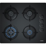 Varná deska plyn. Bosch POH6B6B10 černá