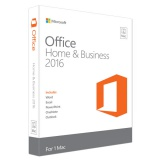 Software Microsoft Office 2016 ENG pro Mac Mac Home and Business