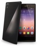 Kryt na mobil Celly Gelskin na Huawei P8 Lite - černý