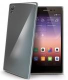 Kryt na mobil Celly Gelskin pro Huawei P8 Lite - průhledný