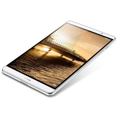 """Dotykový tablet Huawei M2 8.0 16GB WiFi 8"""", 16 GB, WF, BT, GPS, Android 5.1 - stříbrný"""