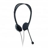 Headset Connect IT CI-120 - černý