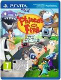 Hra Sony PS VITA Phineas & Ferb Day of Doofensmirtz