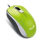 Myš Genius DX-110 / optická / 3 tlačítka / 1000dpi - zelená