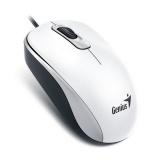 Myš Genius DX-110 / optická / 3 tlačítka / 1000dpi - bílá