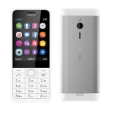Mobilní telefon Nokia 230 Dual SIM - bílý