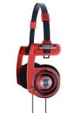 Sluchátka Koss PORTA PRO Flame (doživotní záruka) - červená