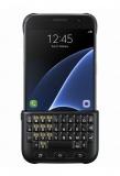 Kryt na mobil Samsung s klávesnicí pro Galaxy S7 (EJ-CG930U) - černý