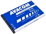 Baterie Avacom pro Nokia 6300, Li-Ion 900mAh (náhrada BL-4C)