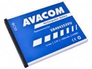 Baterie Avacom pro Samsung Galaxy Mini, Li-Ion 1200mAh (náhrada EB494353VU)