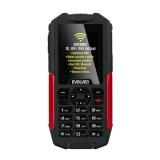 Mobilní telefon Evolveo StrongPhone X3 Dual SIM - černý/červený