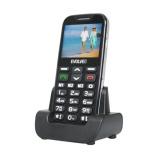 Mobilní telefon Evolveo EVOLVEO EasyPhone XD pro seniory - modrý
