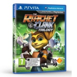 Hra Sony PS VITA Ratchet & Clank Trilogy