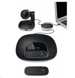 Webkamera Logitech Group ConferenceCam - černá
