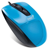 Myš Genius DX-150X / optická / 3 tlačítka / 1000dpi - modrá