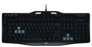 Klávesnice Logitech Gaming G105 US - černá