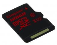 Paměťová karta Kingston MicroSDXC 128GB  UHS-I U1 (90R/80W)