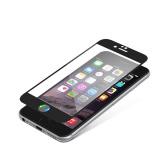 Ochranné sklo InvisibleSHIELD Glass Contour pro Apple iPhone 6 / 6S - černý rám