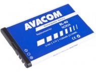 Baterie Avacom pro Nokia 5530, CK300, E66, 5530, E75, 5730, Li-Ion 1120mAh (náhrada BL-4U)
