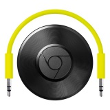 Multimediální centrum Google Chromecast Audio