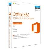 Software Microsoft Office 365 pro domácnosti CZ