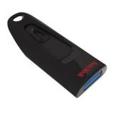 Flash USB Sandisk Cruzer Ultra 32GB USB 3.0 - černý