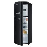 Chladnička 2dv. Gorenje RF 60309 OBKL černá