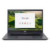 "Ntb Acer Chromebook 14 (CP5-471-C2SU) i3-6100U, 4GB, 32GB, 14"", Full HD, bez mechaniky, Intel HD 520, BT, CAM, Chrome OS  - černý"
