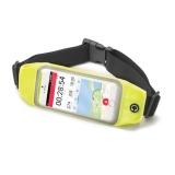 """Pouzdro na mobil sportovní Celly Runbelt, pro 4,7"""" - žluté"""