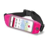 """Pouzdro na mobil sportovní Celly Runbelt, na 4,7"""" - růžové"""