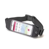 """Pouzdro na mobil sportovní Celly Runbelt, pro 4,7"""" - černé"""