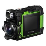 Outdoorová kamera Olympus TG-Tracker, zelená