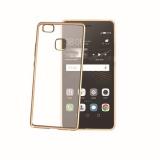 Kryt na mobil Celly Laser pro Huawei P9 Lite - zlatý