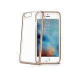 Kryt na mobil Celly Laser pro Apple iPhone 8/7 - zlatý